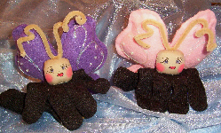 Bebe Butterfly Puppets