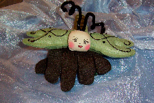 Daphne Dragonfly Puppet