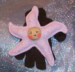 Sandy Starfish Puppet